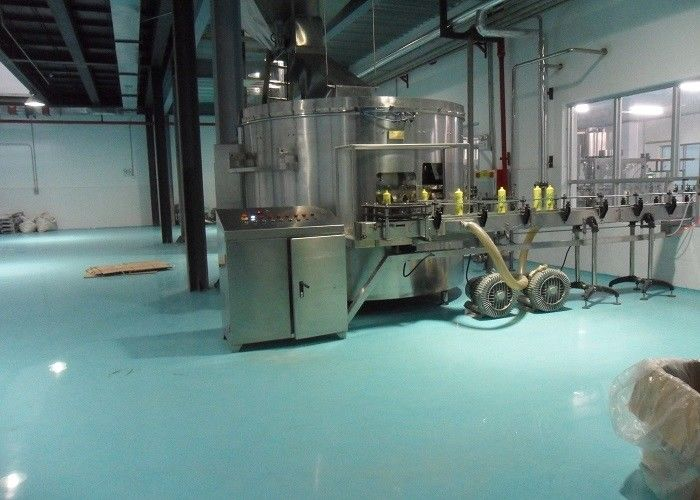 Dishwashing Liquid Production Line Stainless Steel 304/316L Material